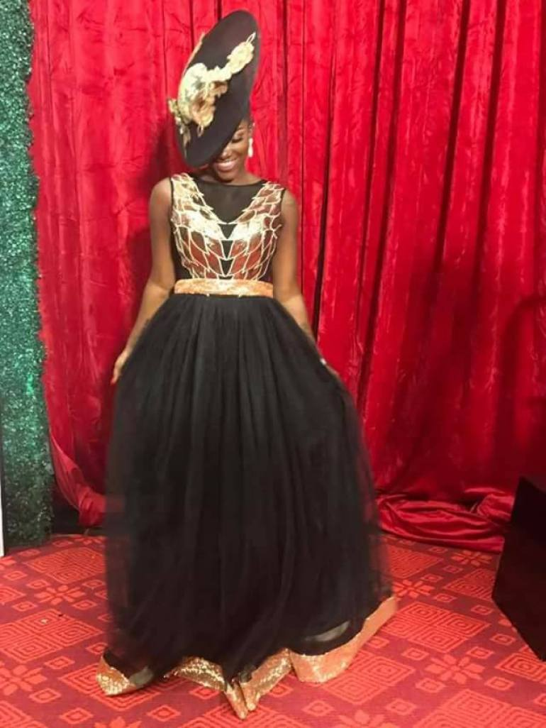 Ebony Explains The Meaning Of Her Name With A Photo - Ghanacelebritiescom-5285