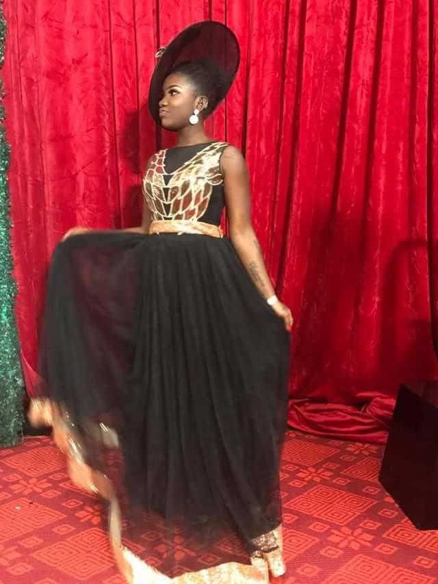 Ebony Explains The Meaning Of Her Name With A Photo - Ghanacelebritiescom-8727