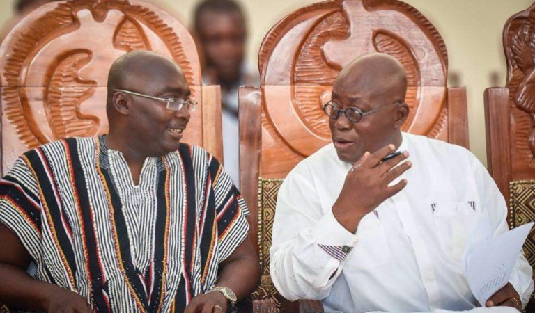 CHRIS-VINCENT Writes: 'What's Good For The Goose Is Also Good For The Gander' – Nana Addo And His Men Are Also Incompetent
