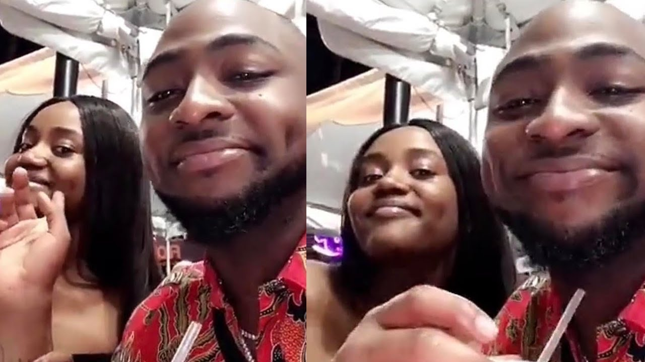 WATCH VIDEO) Davido Wants Apple To Make An iPhone With An Electric