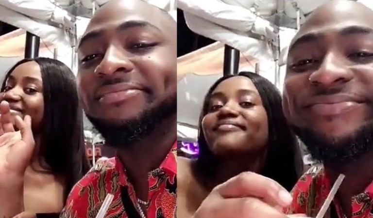 Did Davido Ask Chioma To Marry Him Already?