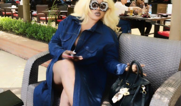 Video- Ghanaian Men Are Jobless And A*skissers So I Don't Date Them – Says Bleaching Ambassador And A Descendant Of Micheal Jackson, Ella Mensah