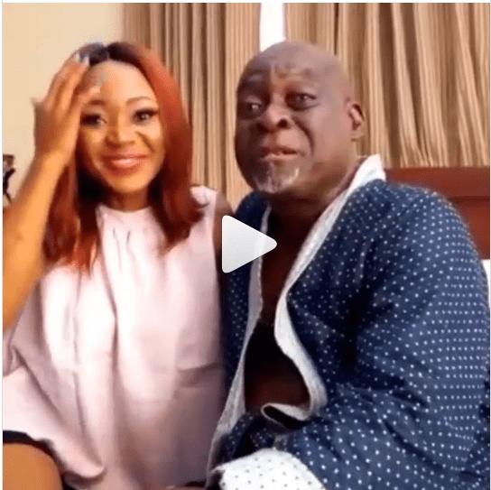Image result for 'I like Akuapim Poloo, she is a nice girl' – Kofi Adjorlolo