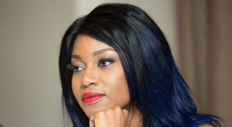 Win This Trophy And Save Depressed Ghanaians – Yvonne Nelson Wishes Black Stars Good Luck
