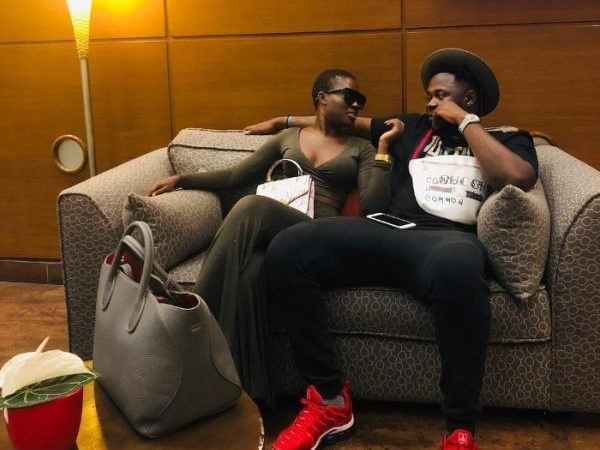 VIDEO: 'I'm In Love With Your Hard African Face' ─ Medikal Narrates How He Met And Fell In Love With Fella Makafui