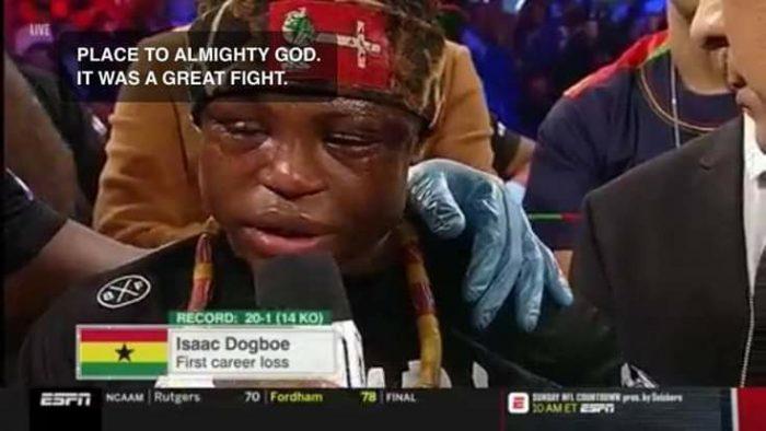 Emanuel Navarette Defeats Isaac Dogboe To Win WBO Super Bantamweight Title
