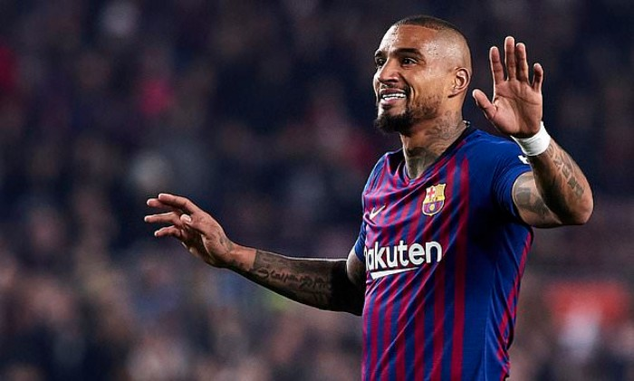 Targeted Hit — Robbers Raid Kevin Prince-Boateng's House Whilst Playing For Barcelona