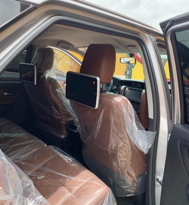 2B55C700 273C 4006 824E EA582FC8B312 - Tracey Boakye Receives Special Easter Gift from Her Rich Sugar Daddy — PHOTOS + VIDEO
