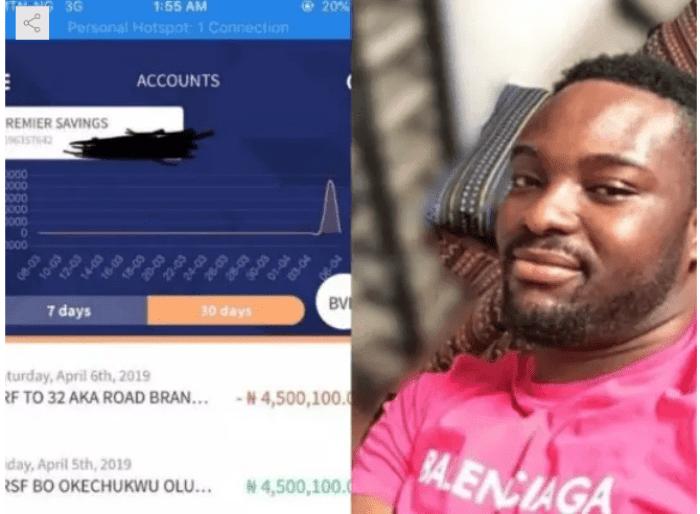 Austybeatz naija - Popular Music Producer Returns Ghc66,000 Mistakenly Deposited Into His Bank Account
