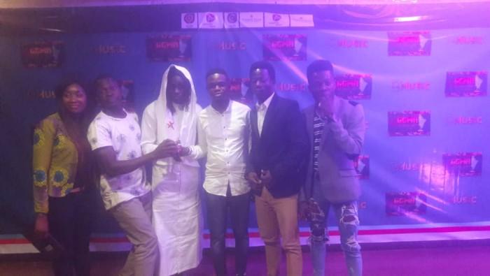 IMG 20190408 WA0001 - 'Dancehall Messiah' Masaany Wins Reggae Song of the Year at 2019 GODiT Ghana Music Awards