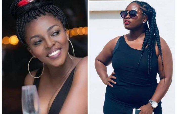 Lydia Forson And Yvonne Okoro Allegedly Left The Scene Of Kofi Asamoah's 'Away Bus' Movie After They Realised Akuapem Poloo Was Among The Cast