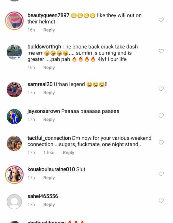 S. - PHOTO+SCREENSHOT: Social Media Users Teases Shatta Wale For Flaunting Cracked iPhone