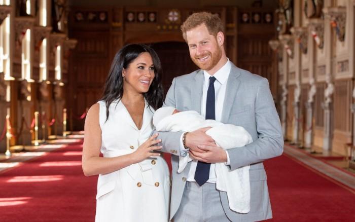 TELEMMGLPICT000196449426 trans NvBQzQNjv4BqpVlberWd9EgFPZtcLiMQfyf2A9a6I9YchsjMeADBa08 - First PHOTOS of Meghan and Prince Harry's Royal Baby Hits the Web — Check them Out