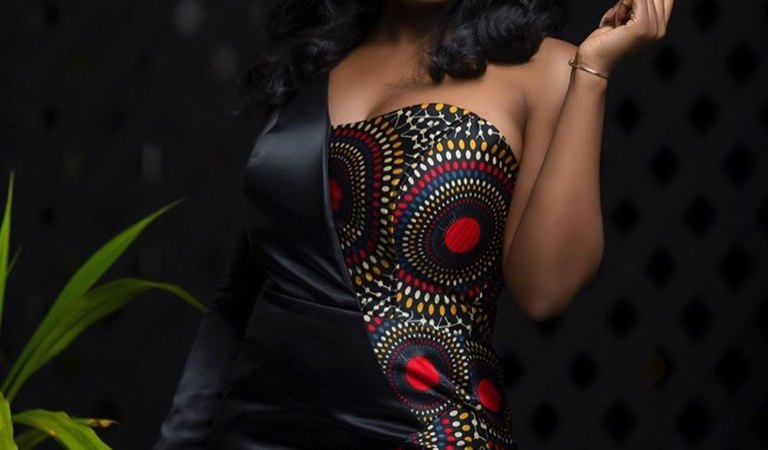 Nana Aba Anamoah Details Out Her Type Of Man – VIDEO