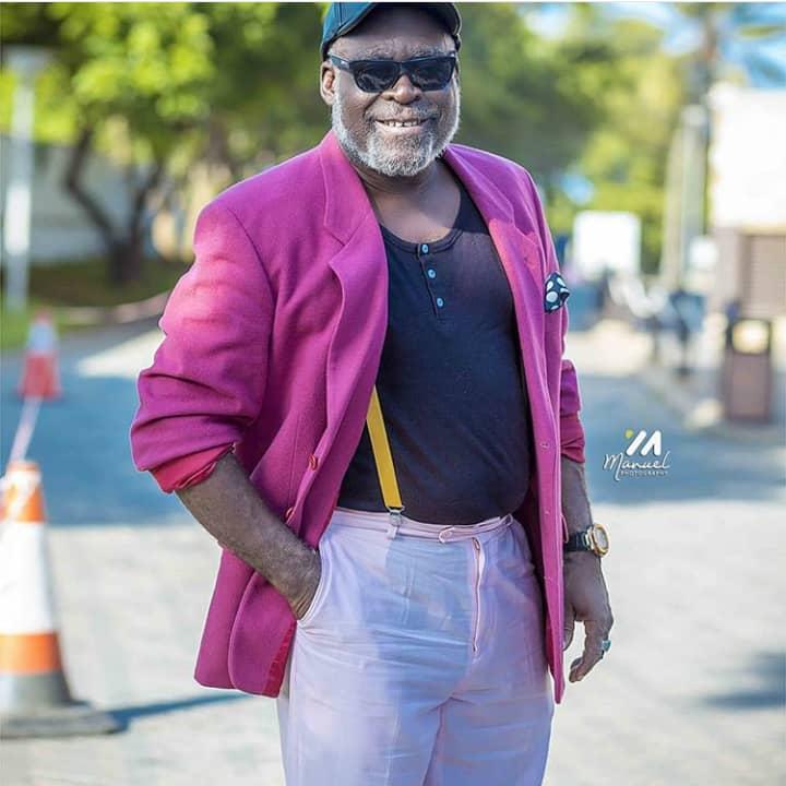 Kofi - Meanwhile, Veteran Actor And Ex-Boyfriend Of Victoria Lebene Kofi Adjorlolo Looks Like The 'Dirty Grandpa'