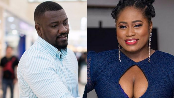 Samuel-Clement WRITES: Lydia Forson Will Still Be Screeching About 'Women Empowerment' On Social Media In Years To Come After John Dumelo Has Become Ghana's President