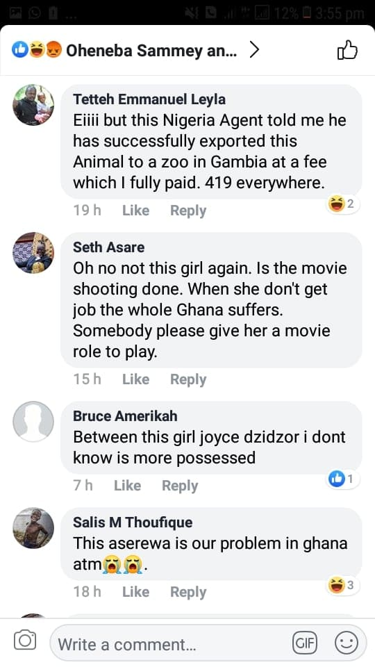 Anytime you buy a new pant you video yourself to show it to Ghanaians – Akuapem Poloo gets roasted 3