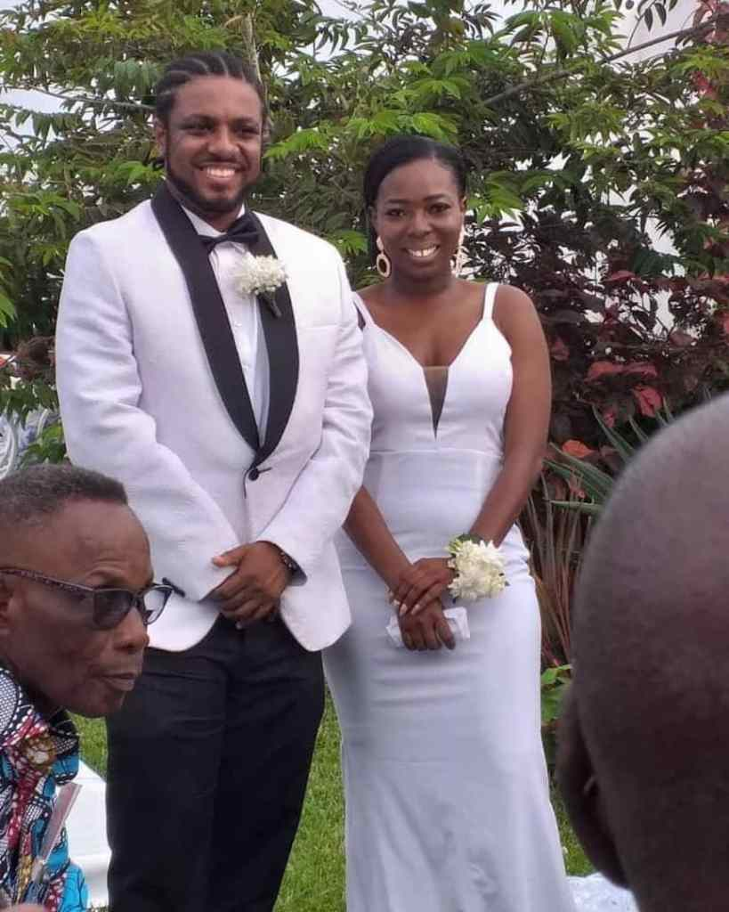 PHOTOS: Rapper DCryme Finally Ties The Knot 2