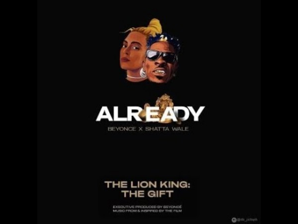 Check It Out – Shatta Wale's Lyrics On Beyoncé's Song 'Already'