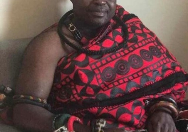 Kumasi Asamponhene Killed Over Alleged Chieftaincy Dispute —  Stabbed Multiple Times