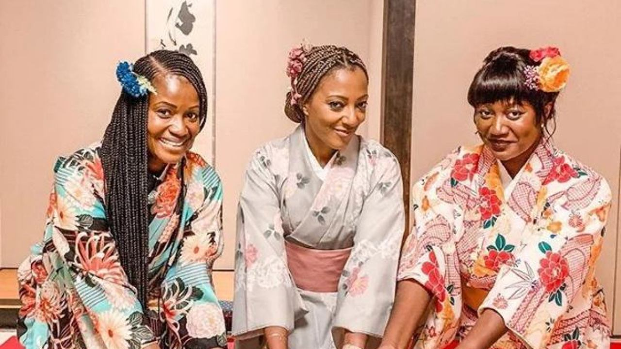 See Photos Of President Akufo-Addo's Beautiful Daughters ...