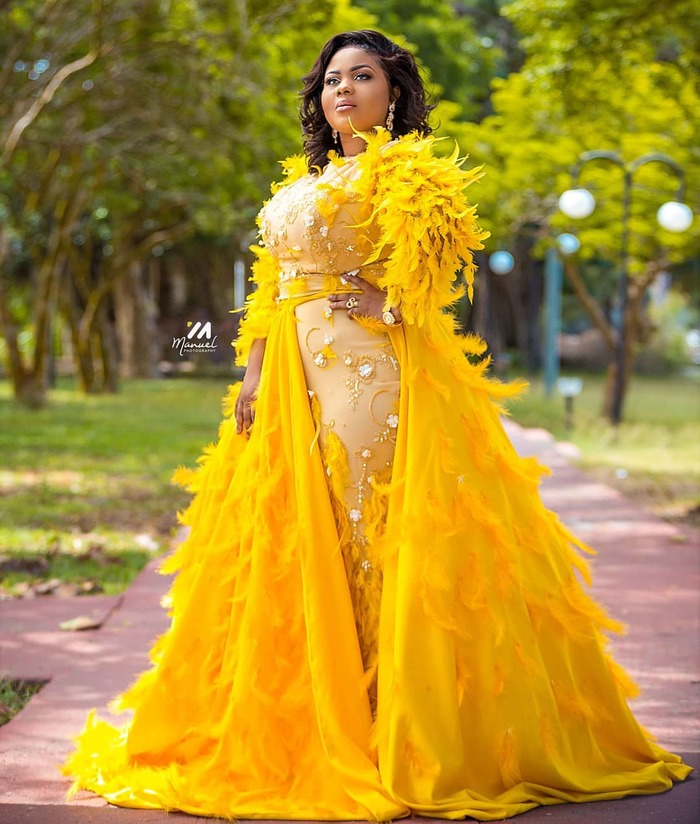 Empress Gifty Osei Marks Her Birthday With Stunning Photos
