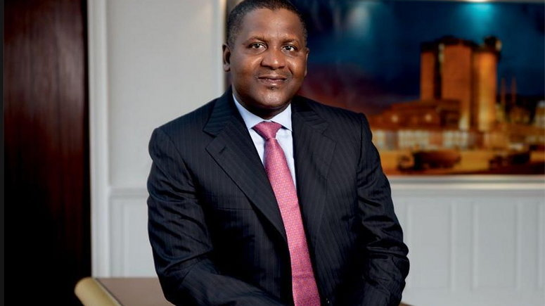 Dangote - Africa's Richest Man Plans To Buy Arsenal In 2021