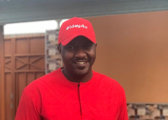 "John dumelo 1 - Is John Dumelo's ""I Dey 4 U"" About the People Or About His Selfish Interest?"