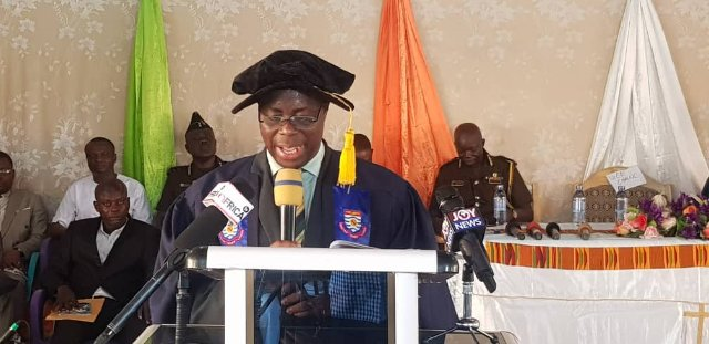 UCC Nsawam Prison Matriculation 2 - Photos: 59 Nsawam Prisoners Matriculated Into UCC