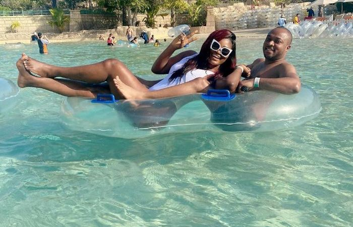 Chizzy Alichi Drops More Honeymoon PHOTOS With Her Hubby – They're Having the Time of their Life!