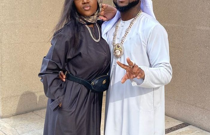 Davido and Chioma Accused of Faking her COVID-19 Infection for Clout