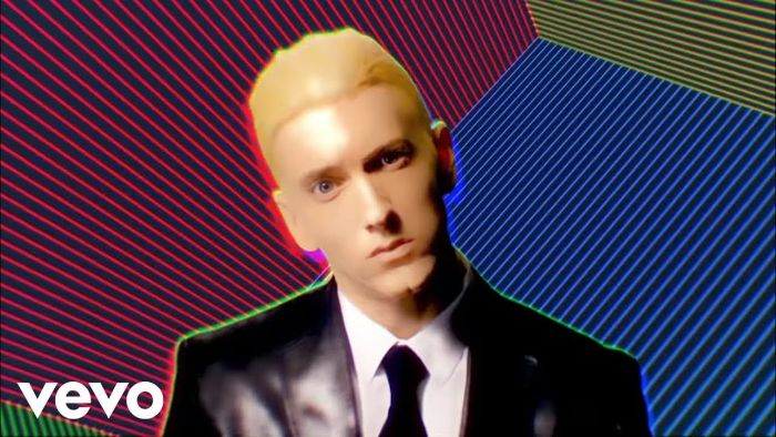 Eminem's Rap God Video Hits 1 Billion Views On YouTube – Becomes His 3rd Ever Video to Hit this Record