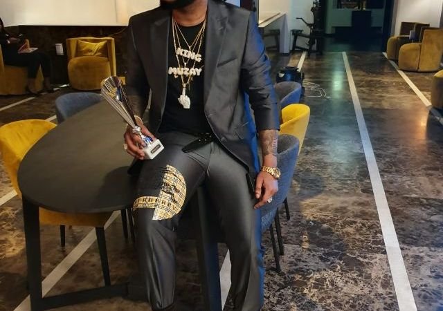 Sierra Leonean Artist Muzay Man Wins Best Male Continental Artist of the Year In Belgium After Signing An International Contract with Dutch Label