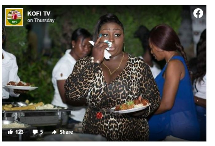 Death of Beautiful Ghanaian Lady Nana Ama Causes Stir 2