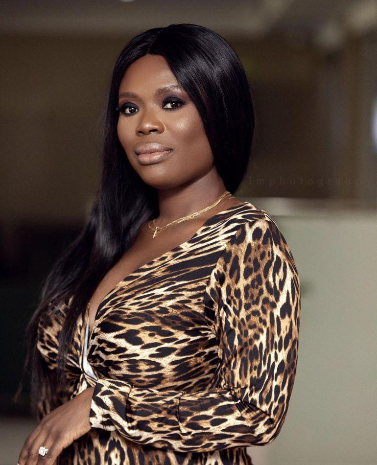 Top 10 Hot female celebrities in Ghana showbizness. 9