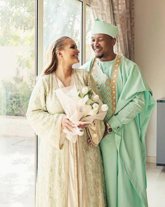 10 Beautiful Photos of John Mahama's Son Shafik and Algerian Wife As they Mark 1st Wedding Anniversary – (Photos). 49