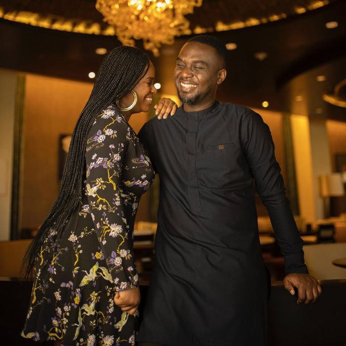 Joe Mettle And His Wife Smile Against All Odds