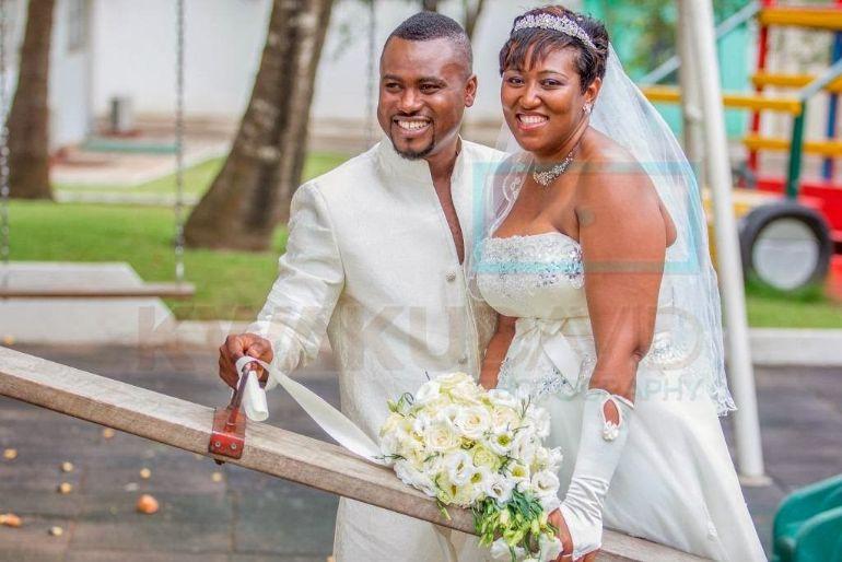 The Beautiful Queen Who Married Abeiku Santana - Meet Genevieve As She Marks her Birthday - Photos - GhanaCelebrities.Com