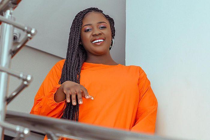 Top 10 Hot female celebrities in Ghana showbizness. 6