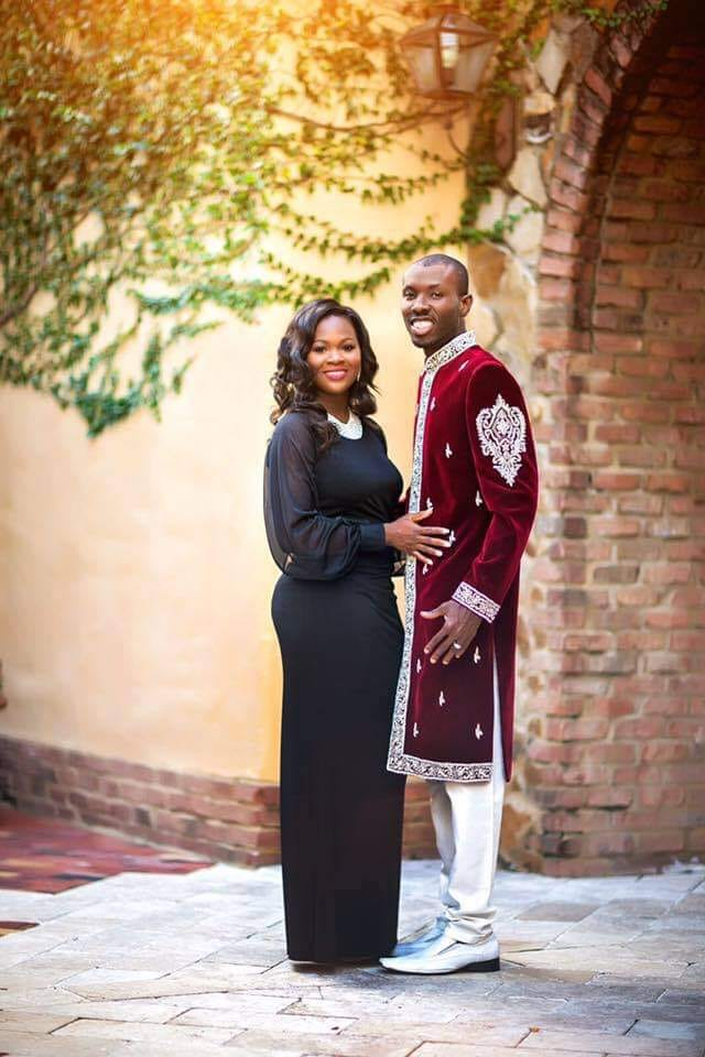 sylvester ofori and wife - Heartbreaking – Beautiful Photos  of the Wife Of A Ghanaian Pastor Who Was Murdered by her Own Husband
