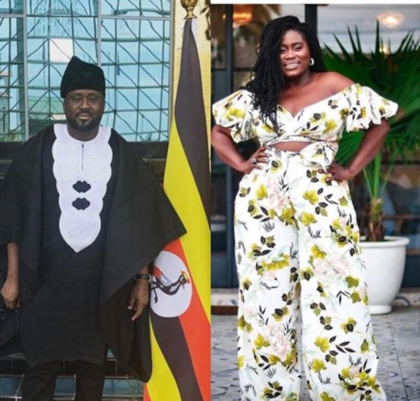 Lydia Forson Was Allegedly Caught In A Hotel Room With Desmond Elliot By His Wife – Full Gist Drops