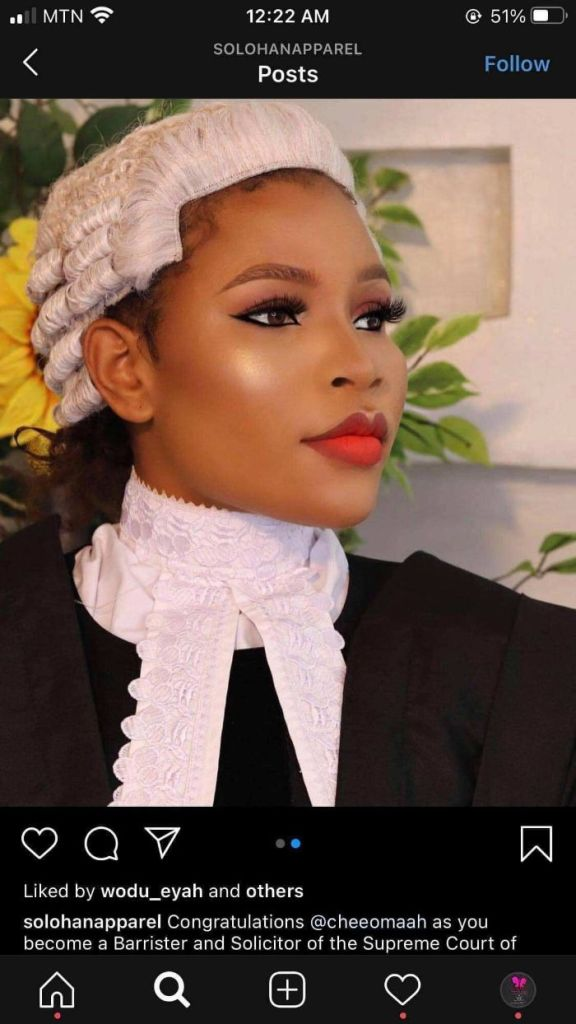 Lady Disgraced For Posing As A Lawyer On Social Media