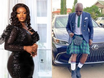 Osebo Shades His Former Wife As He Shares Photos Of White Kids Wearing Skirt  And Top - GhanaCelebrities.Com