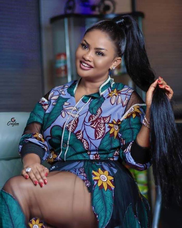 Top 10 Hot female celebrities in Ghana showbizness. 8