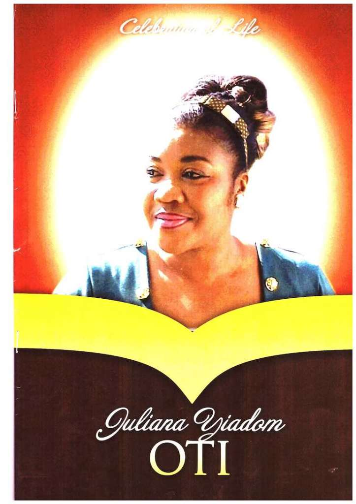 Becca Disrespectfully Didn't Attend Her Mother's Burial And Family Did Not Mention Her in Mother's Biography At All- CHRIS-VINCENT Writes 2