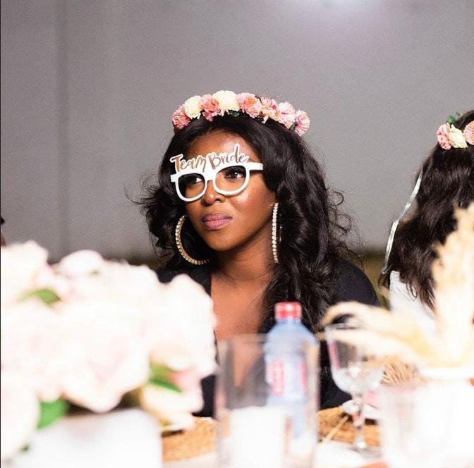 Alleged secret Bridal shower of Yvonne Okoro's wedding surfaces online 3