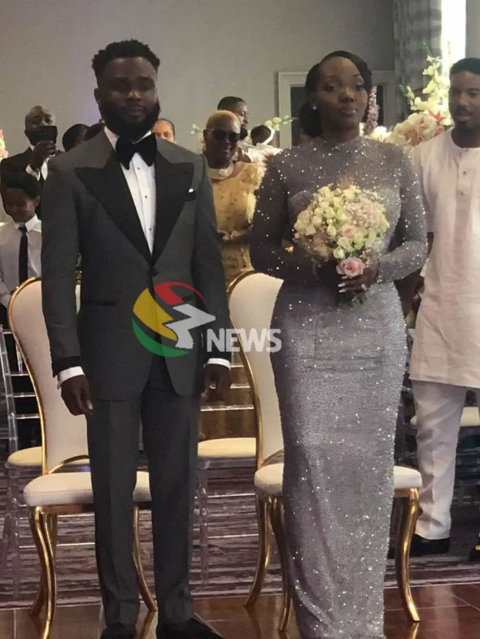 Photos – Atta Mills' Only Son Gets Married in London. 54
