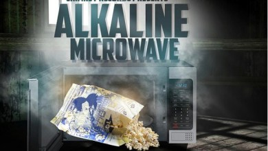 Photo of Download : Alkaline – Microwave (Popcaan Diss) (Prod By DJ Frass)