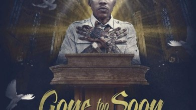 Photo of New : Vybz Kartel – Gone Too Soon (Condolence Riddim)