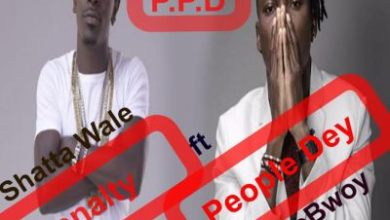 Photo of Shatta Wale x StoneBwoy – Penalty People Dey (Hosted By DJ Quaanan)